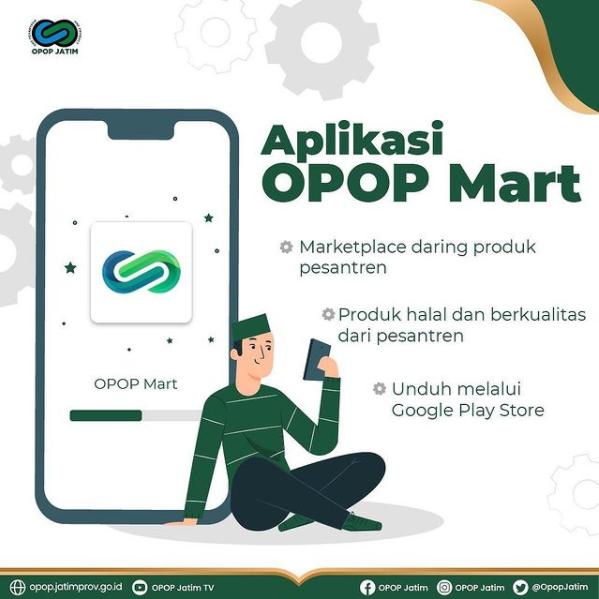 Yuk Download OPOP Mart Di Playstore