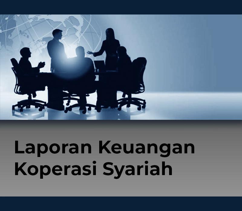 Laporan Keuangan Koperasi Syariah