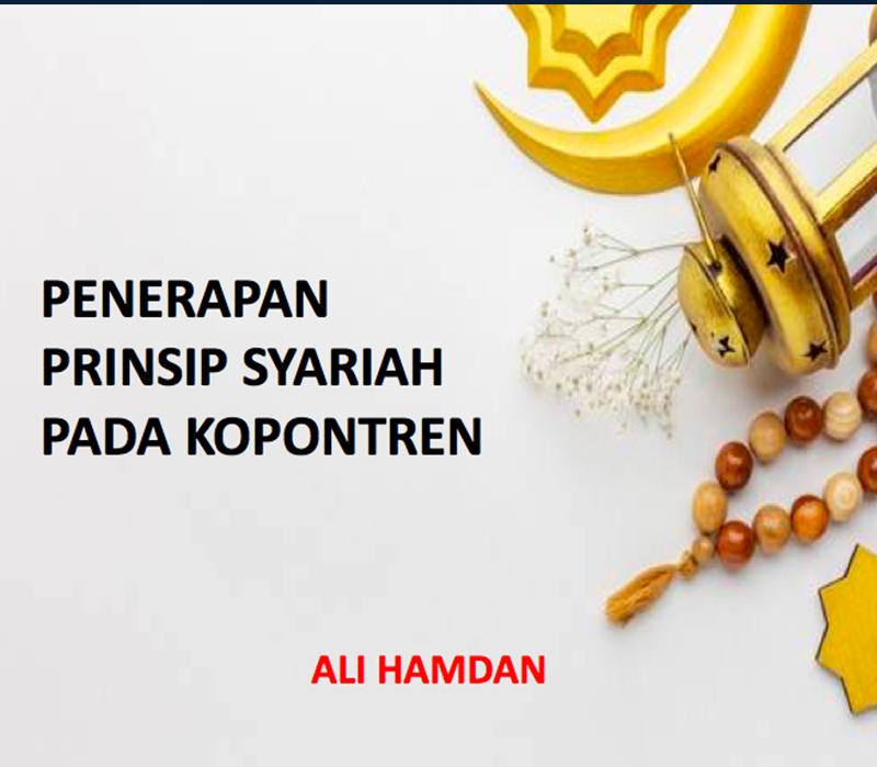 Penerapan Prinsip Syariah Kopontren